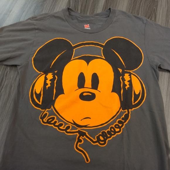 Disney Other - DJ MICKEY T-SHIRT 👕 Disney Tee Shirt MM28 Mouse